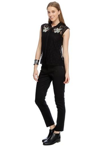 Random Gömlek Siyah